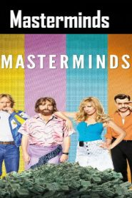 Masterminds (2016) Online Free Watch Full HD Quality Movie