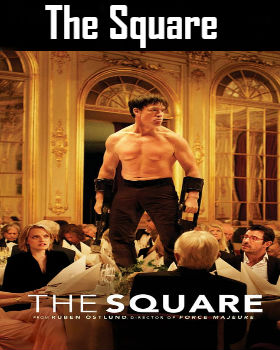 The Square (2017) Online Free Watch Full HD Quality Movie