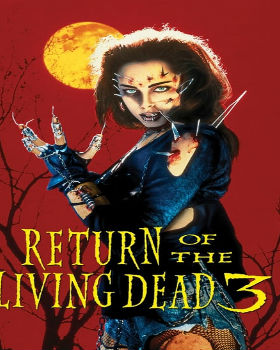 Return of the Living Dead 3 (1993) Online Free Watch Full HD Quality Movie