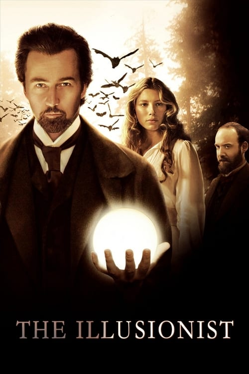 The Illusionist (2006) Online Free Watch Full HD Quality Movie